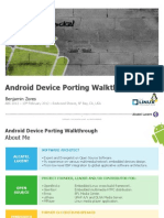 Android Device Porting Walkthrough