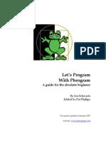 PhrogramTutorial KPL