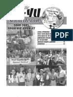 2004 Hi-Yu Summer Festival Souvenir Booklet