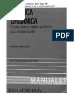 Ubagalagovsky Quimica Organica Fundamentos Practicos Para El Laboratorio 1219140082536925 9