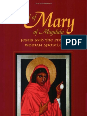 The Gospel Of Mary Of Magdala Pdf Resurrection Of Jesus