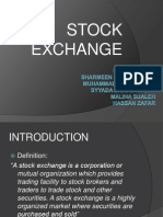 Stock Exchange