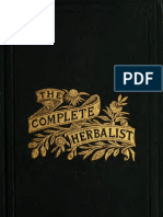 [1897] Brown, Oliver Phelps - The Complete Herbalist