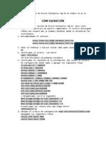 Manual de instalación de Oracle Enterprise 11g R2 en Fedora 16 en la Arquitectura 32 Bits