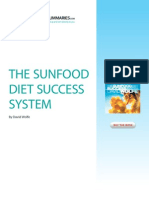 David Wolfe - The Sunfood Diet Success System Excerpt
