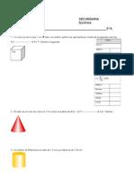 Ejercicio Quimica Mathe