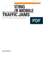 Mitigating Carrier Mobile Traffic Jams White Paper