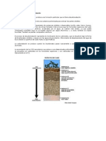 Carbonatacion en Suelos - Pavimentos