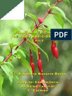 Manual Plantas Medicinales de Uso Tradicional en Chile