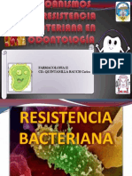 Mecanismos de Resistencia Bacteriana en Odontologia[1]