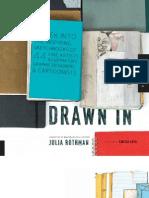 Drawn in-Inspiring Sketchbooks of 44 Fine Artists, Illustrators, Graphic Designers, Cartoonists[Team Nanban]Tmrg