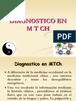Diagnóstico en M Ch T
