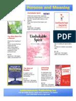 Books on Buddhism from IPI Publishing