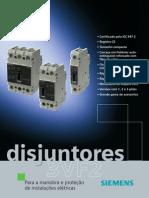 3vf2 Disjuntor Siemens