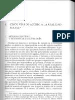 4-cinco vias de acceso a la realidad social.pdf