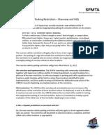 SFMTA oversize vehicle regulation fact sheet
