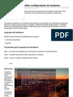 Sejalivre.org-1011 Identificar e Editar Configuraes de Hardware