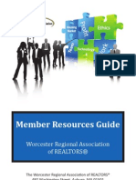 WRAR Member Resources Guide