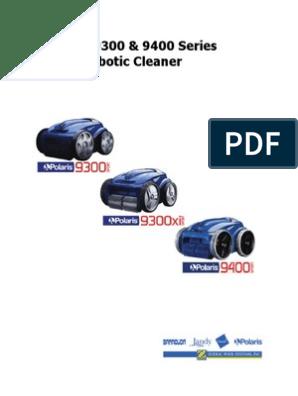Polaris 9400 Repair Manual | Troubleshooting | Electrical Connector