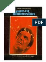 Revista - Nueva Dimension - A E Van Vogt