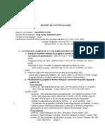 206745 Raport de Autoevaluare Gradatie Merit 2009 Ion Mateescu