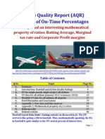 Airline Quality Report 2013