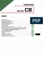 014[Manual] Nissan Tsuru 91-96 - Serie B13 Motor E16S (Carburado) - Carroceria