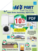 Cullens Home Center Earth Day
