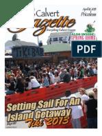 2013-04-18 Calvert Gazette
