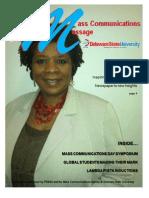 Delaware State Univesity - Mass Comm Magazine (April 2013)