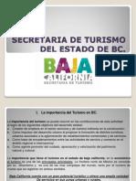 Expo Secretaria de Turismo del Estado de B.C..ppt