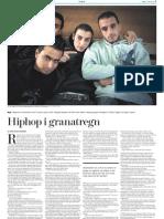 Syriske Refugees of Rap er flygtninge påny