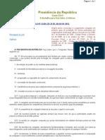 Lei 12.694-2012 Crime Organizado