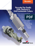 Cooper Drills and Cutters