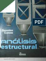 Analisis Estructural - Gonzalez Cuevas