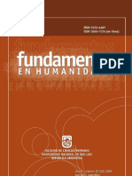 Fundamentos en Humanidades_Trabajo Docente