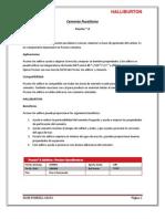 Halliburton Cemento Puzolanico (Pozmix a), (Halad 12)