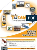 Catalog Produse AGRITOCAN 2012-2013