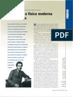 Enstein e a Fisica Moderna