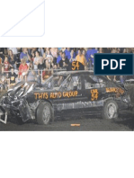 2013 Blairstown Demo Derby Rules and Info