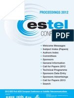 Proceedings 2012