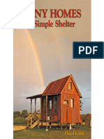 Sample Pages from TINY HOMES