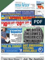 Milwaukee West Allis Wauwatosa Express News 041813