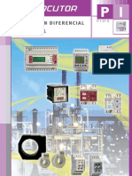 CIRCUTOR Protecciones Diferenciales P1_01_E