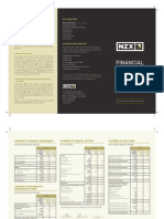 NZX Interim Report - 2005