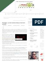 Piratage _ Le Site Ivoirien Atoo