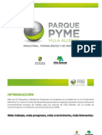Parque Pyme Villa Allende