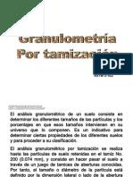 Granulometria Por Tamizacion