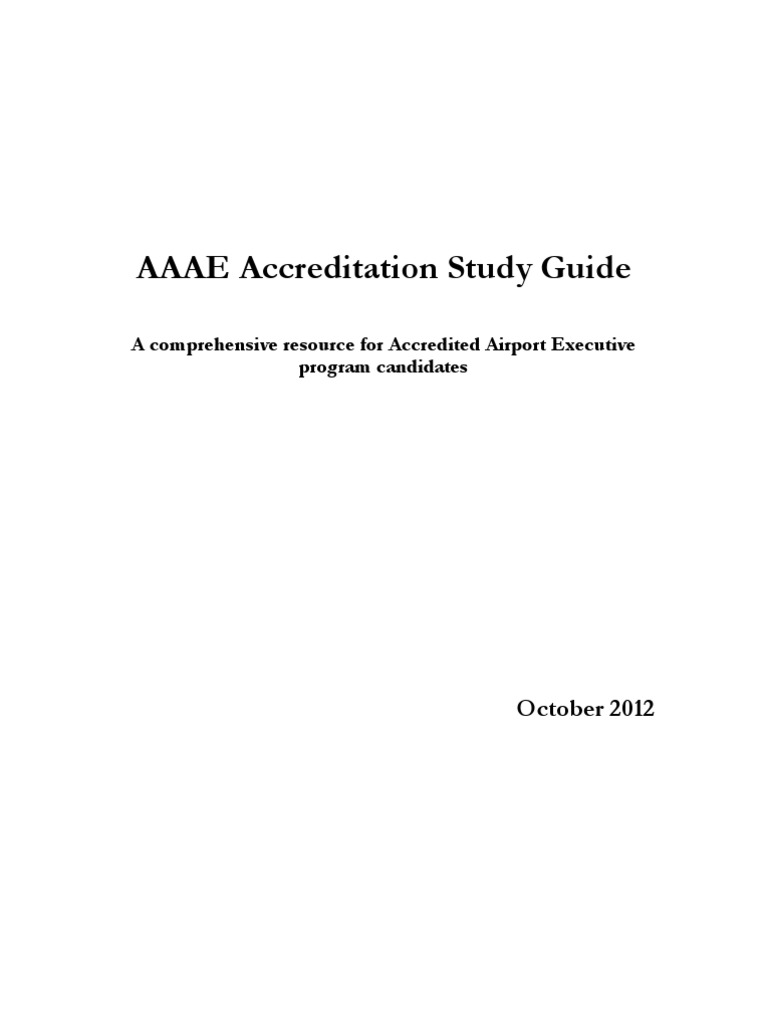 aaae accreditation study guide citation test assessment rh scribd com Narayana Junior College Certificate Study Blank Certificate with Study
