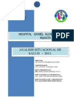Asis 2011 Hospital Huanta